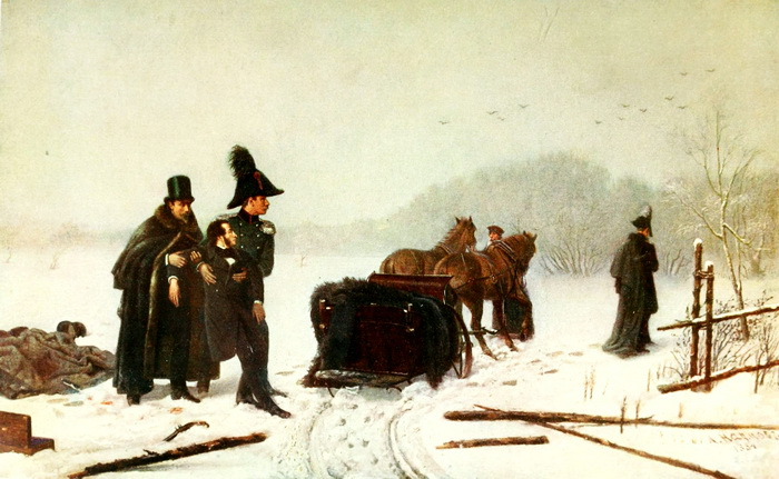 Pushkin's_duel_with_d'Anthes,_atrist_A._Naumov_1884