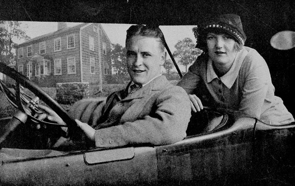 F.+Scott+and+Zelda+Fitzgerald+Connecticut