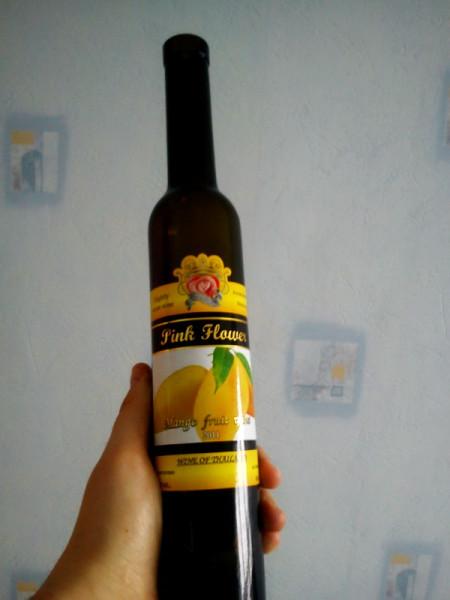 Манговое вино из Таиланда