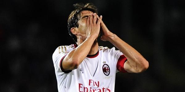 Ricardo-Kaka-AC-Milan-Sad-2013