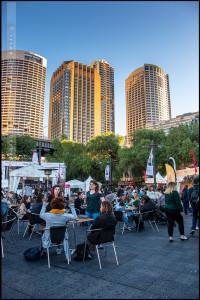 Bastille Festival, Sydney, Australia