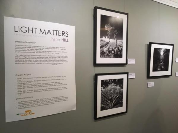 LIGHT MATTERS by Peter Hill, Gallery ONE88 Fine Arts, Катумба, Katoomba, Голубые Горы, Blue Mountains, Австралия, Australia