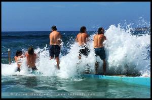 Наррабин, Narrabeen, Северные пляжи, Northen Beaches, Сидней, Sydney, Австралия, Australia