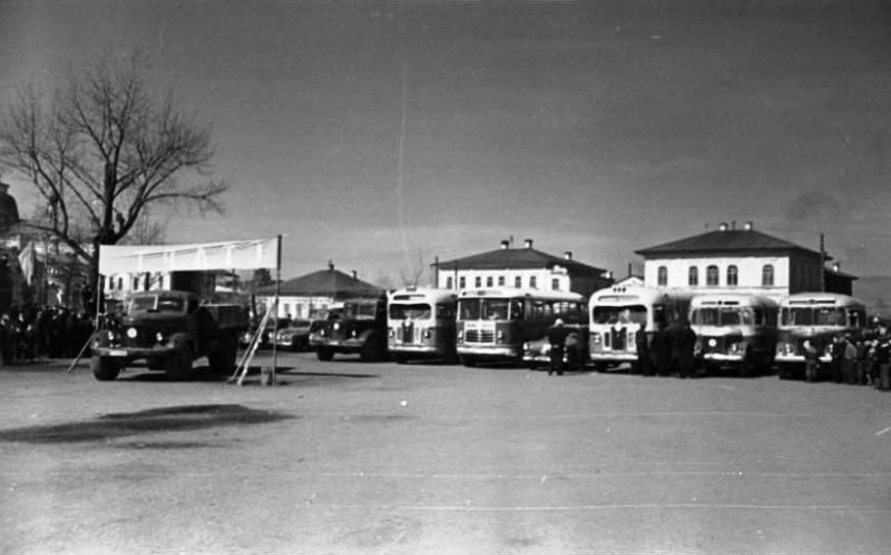 Минусинск 1963 год