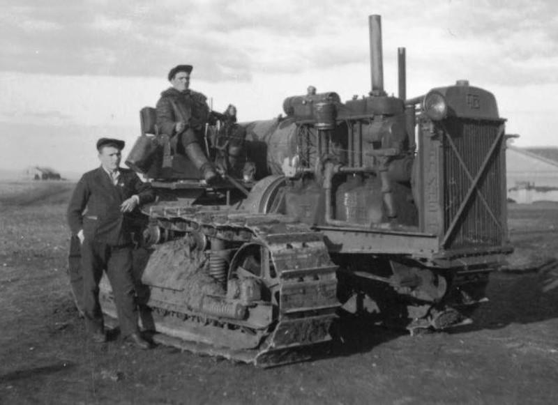Фото Гончарова В.Л. 1930-ые годы