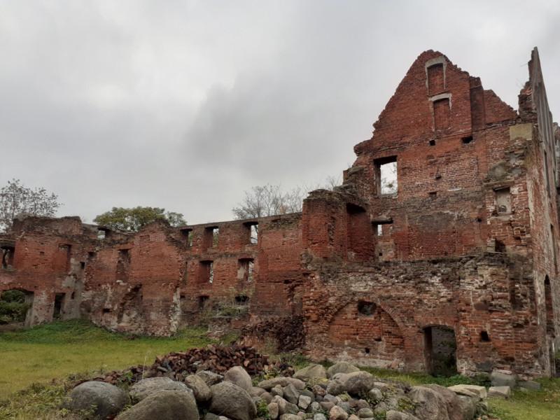 Руины замка Инстербург: ru_travel — LiveJournal