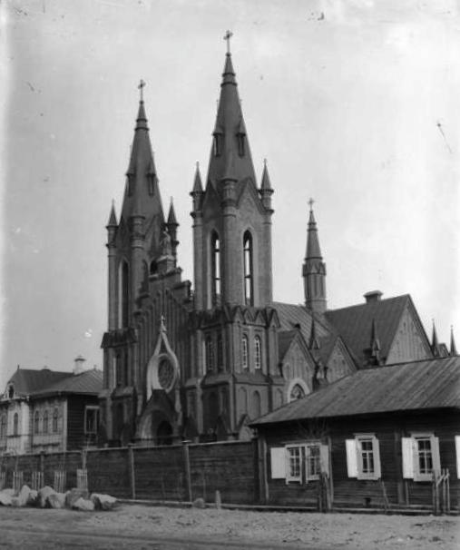 17 октября 1910 года, фото Вонаго Л.Ю.