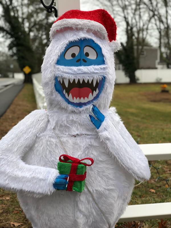 Местный Дед Мороз