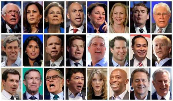 Кандидаты-2020