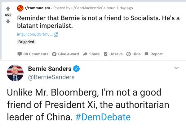 Sanders is not a friend to Socialists
