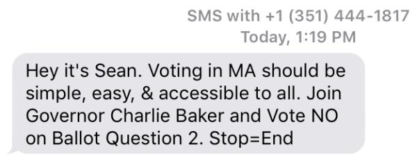 Baker against RCV