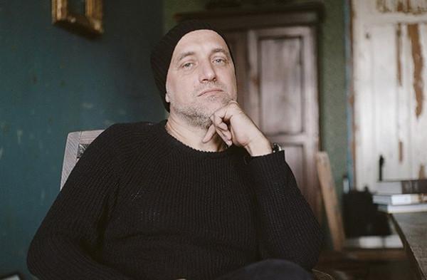 Русский писатель Захар Прилепин