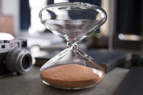 The Marc Newson Hourglass