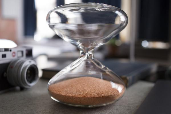 The Marc Newson Hourglass
