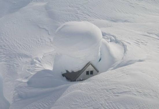 хочется много снега!