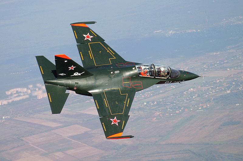 igor113 - Поверхностное сравнение Як-130 и его потомков: L-15 и M-
