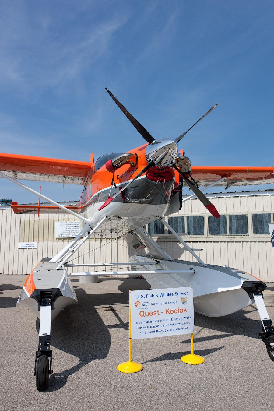 Meet The Kodiak Advanced STOL Turboprop