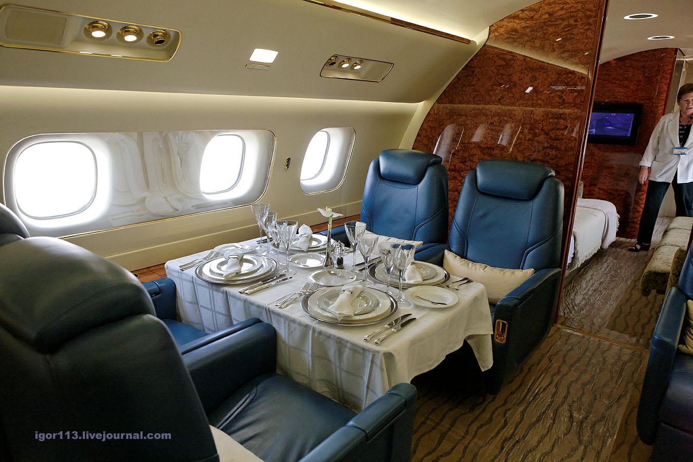 Салон самолета бизнес класса фото