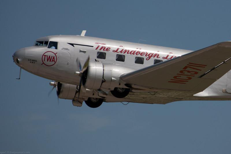Самолеты dc 2 полученные на время войны
