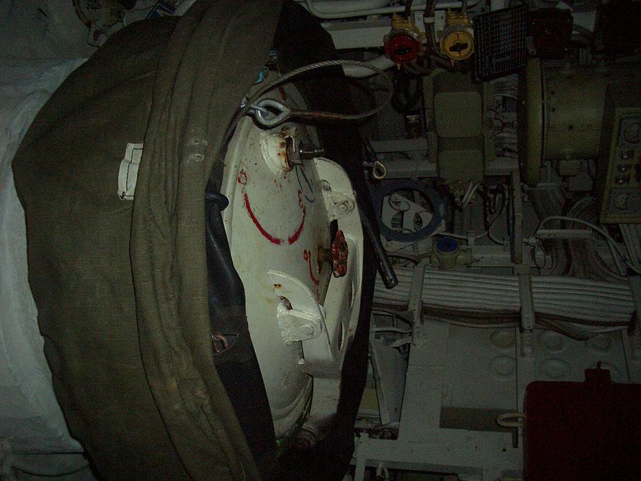 Submarino Tipo 941, el mas grande del mundo