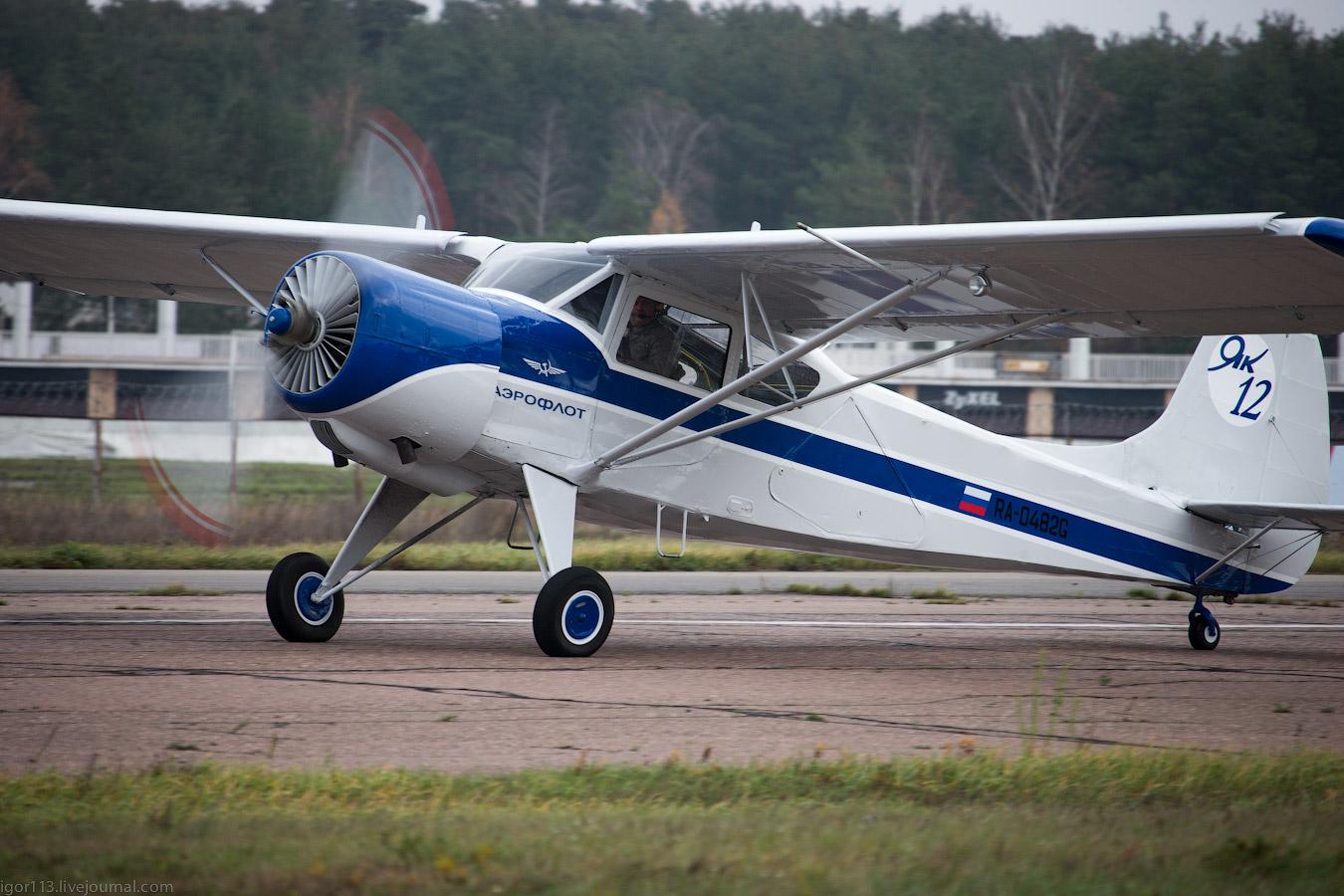 Як-12 фото модель