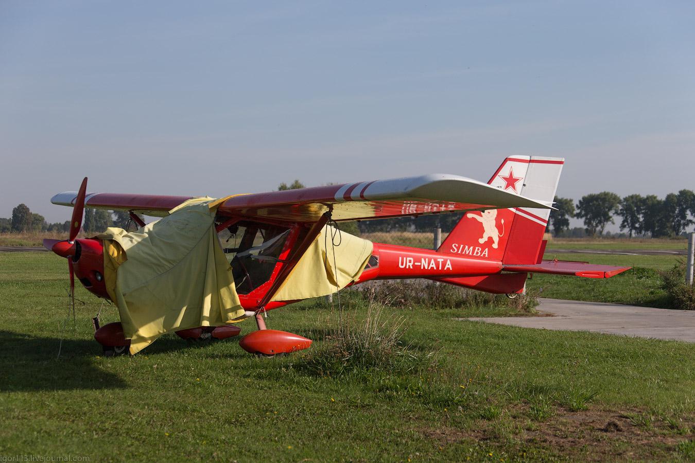 Собственно один из aeroprakt 22 этот тут
