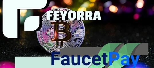 ⭐FEY feyorra Faucet list FaucetPay