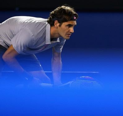 Roger+Federer+2013+Australian+Open+Day+8-11