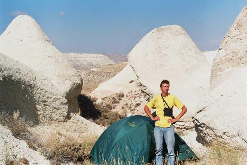 в Каппадокии, 2005 год