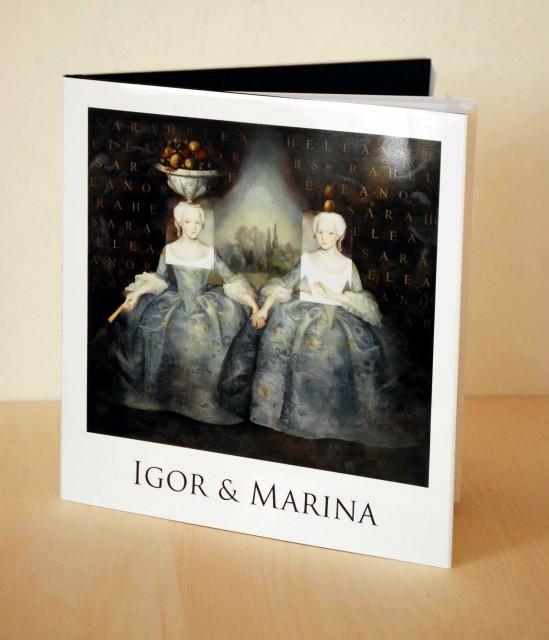 a new album of Igor & Marina's pantings