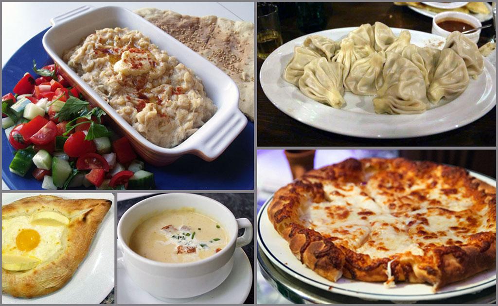 Кавказ Армения еда кухня