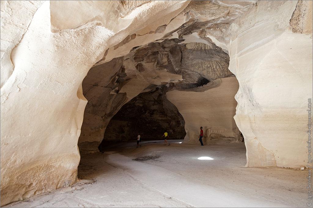 Израиль Мареша Бейт-Гурвин пещера