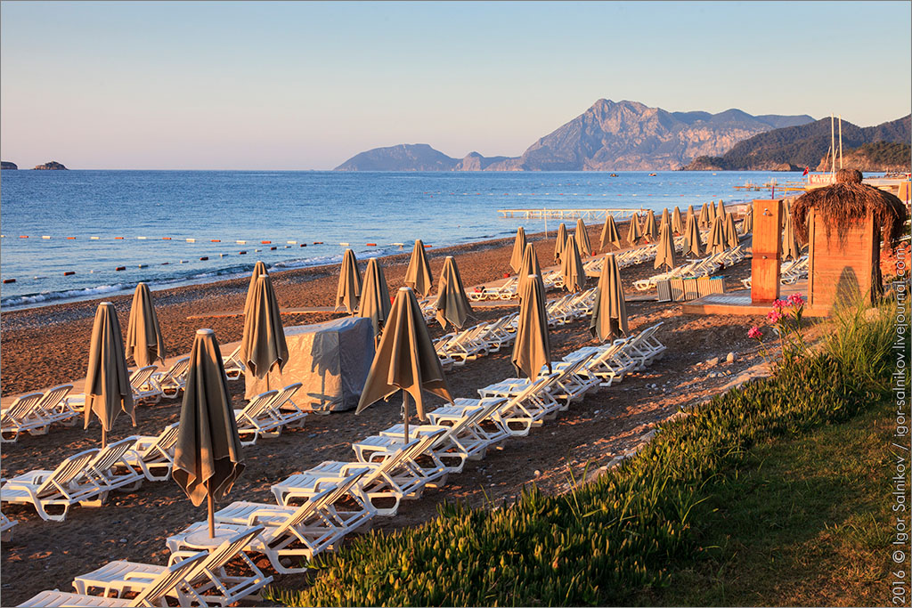 Турция отель отдых море Marti Myra