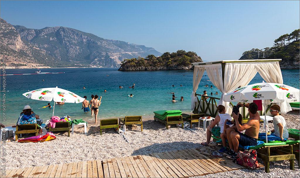 Турция отель отдых море