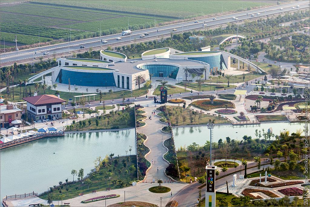 Турция лето море отдых Анталия выставка EXPO 2016