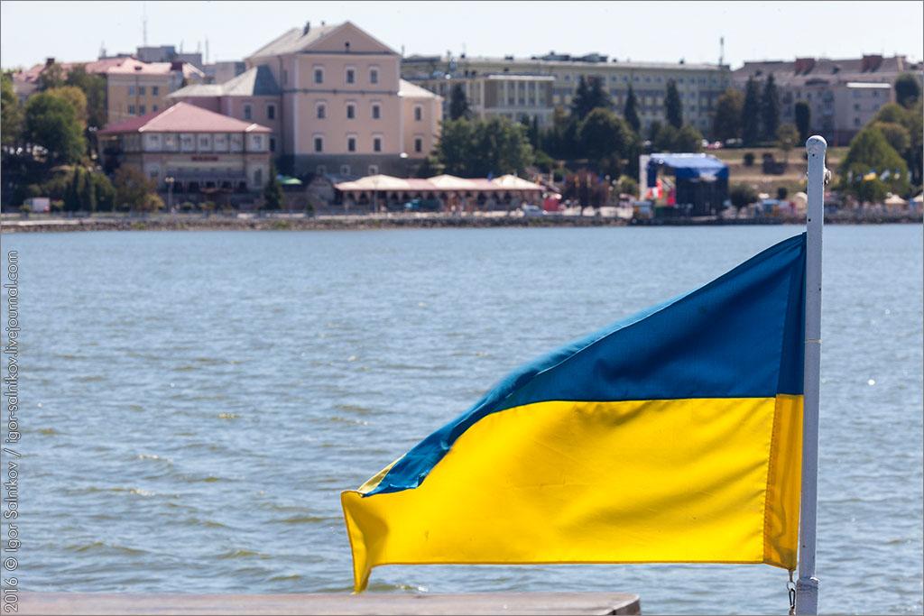 Тернополь озеро Тернопіль став