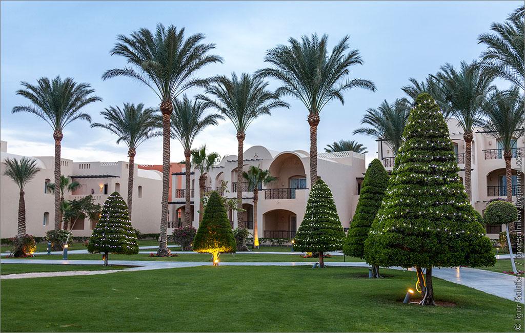 Египет Красное море отель Хургада