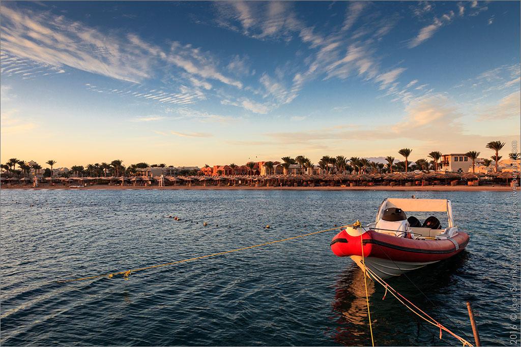 Египет Красное море