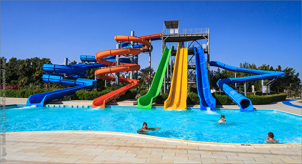 Египет Хургада Jaz Aquamarine Resort