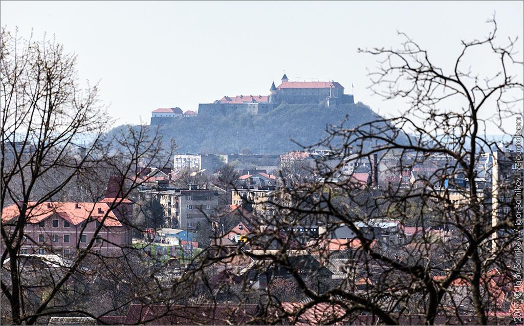 Мукачево Мукачеве Замок Паланок Mukacheve
