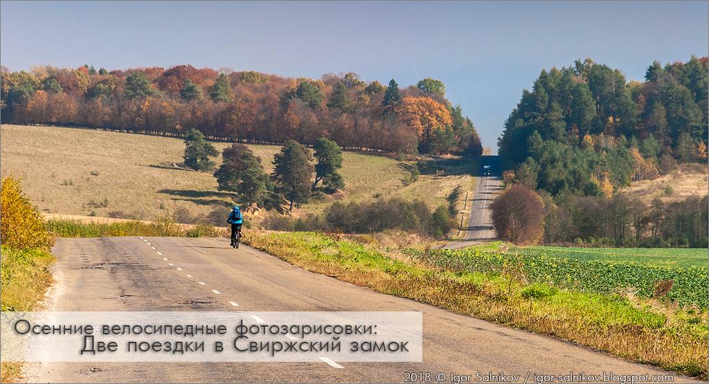 Свирж велосипед замок Украина