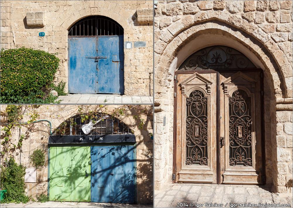 Израиль Яффо