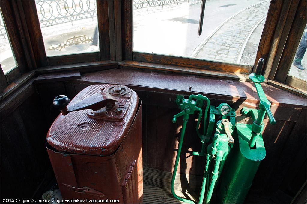 Львов трамвай