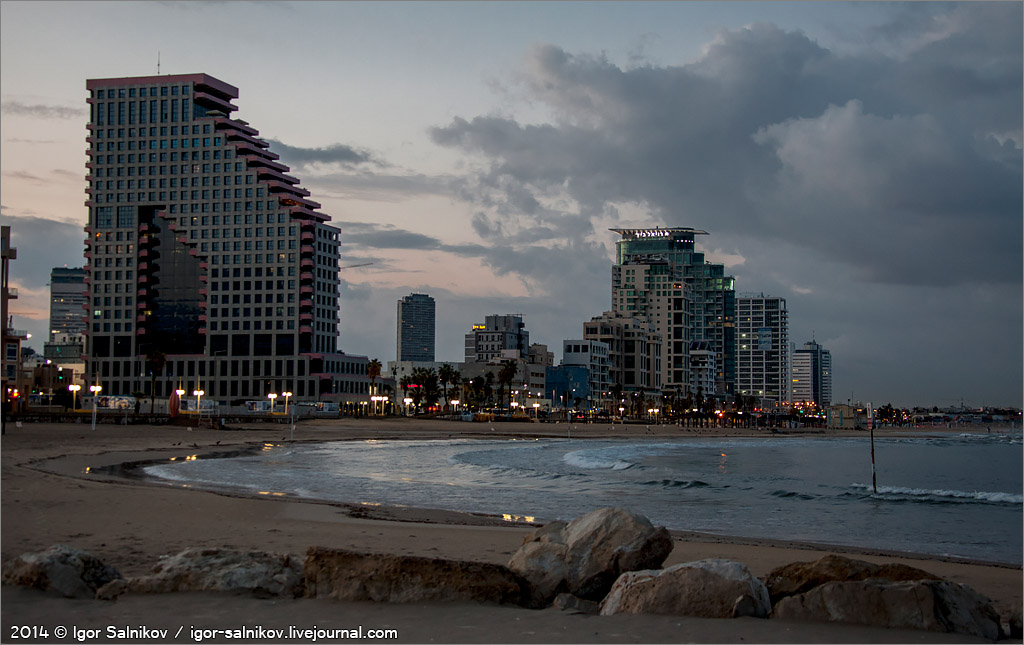 Израиль Тель-Авив