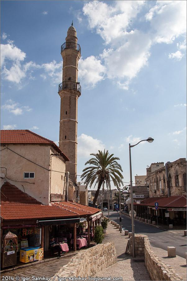 Израиль Тель-Авив Яффо
