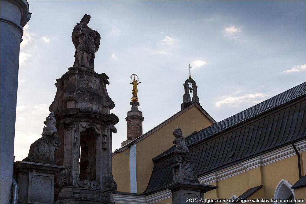Каменец-Подольский крепость день города Украина