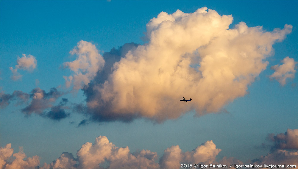 споттинг аэропорт самолет