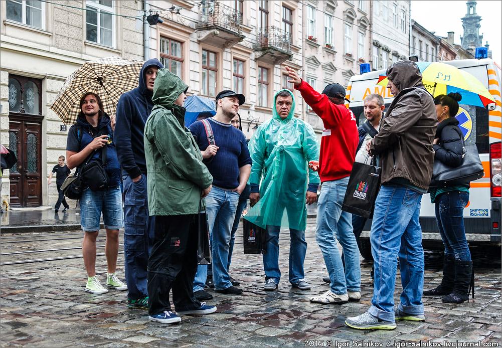 Львов экскурсия блогер