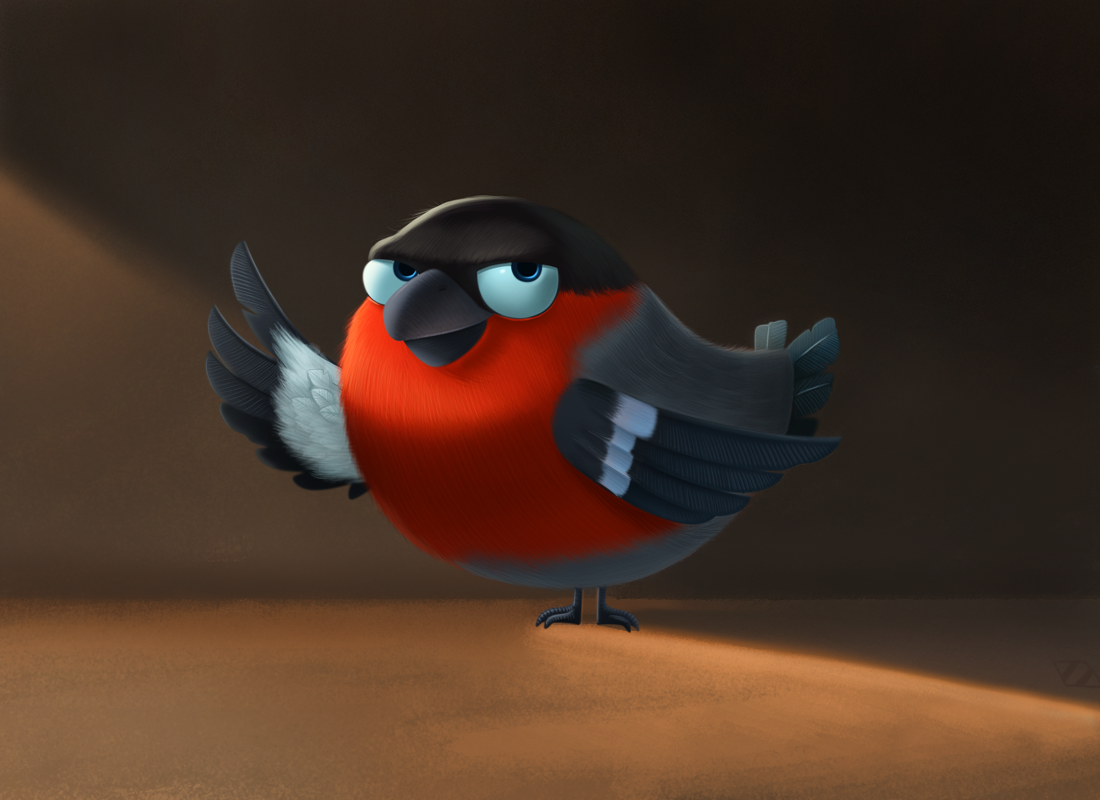 птичка1