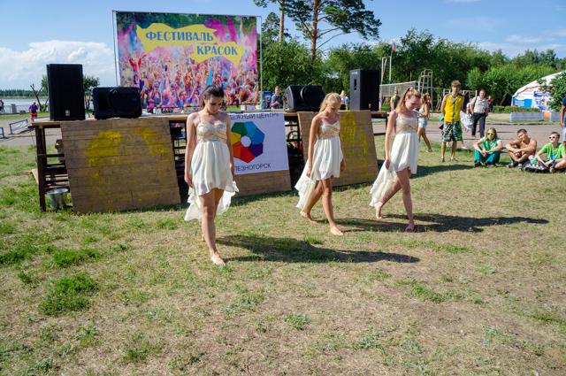Танец девушек из группы Street people никого не оставит равнодушным.